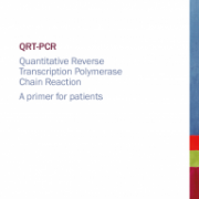 Cover of the QRT PCR Primer for patients