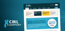 The new CML Support group website